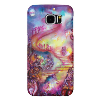 GARDEN OF THE LOST SHADOWS / MYSTIC STAIRS SAMSUNG GALAXY S6 CASE