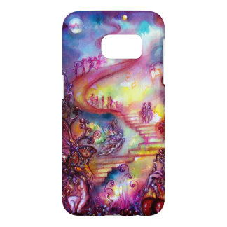GARDEN OF THE LOST SHADOWS, MYSTIC STAIRS SAMSUNG GALAXY S7 CASE