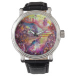GARDEN OF THE LOST SHADOWS /MYSTIC STAIRS WRIST WATCH