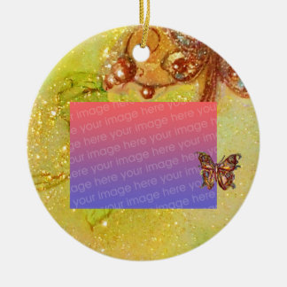 GARDEN OF THE LOST SHADOWS Photo Template Christmas Ornaments