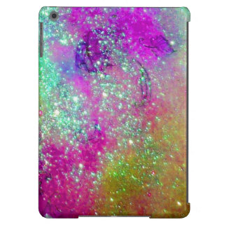 GARDEN OF THE LOST SHADOWS -pink purple violet Cover For iPad Air