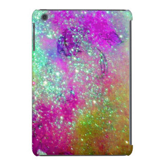 GARDEN OF THE LOST SHADOWS -pink purple violet iPad Mini Cover