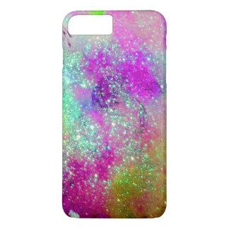 GARDEN OF THE LOST SHADOWS -pink purple violet iPhone 8 Plus/7 Plus Case