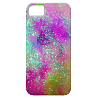 GARDEN OF THE LOST SHADOWS -pink purple violet iPhone SE/5/5s Case