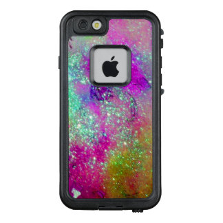 GARDEN OF THE LOST SHADOWS Pink Purple Violet LifeProof FRĒ iPhone 6/6s Case