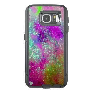GARDEN OF THE LOST SHADOWS -Pink Purple Violet OtterBox Samsung Galaxy S6 Case
