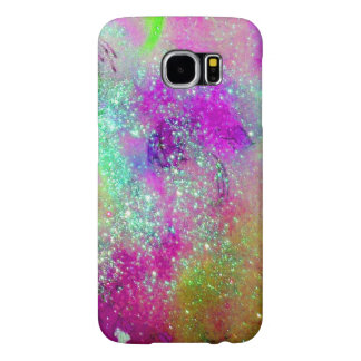 GARDEN OF THE LOST SHADOWS -pink purple violet Samsung Galaxy S6 Case