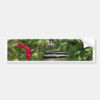 Garden of the Sleeping Giant, Fiji Bumper Sticker