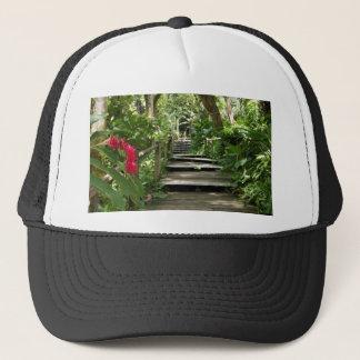 Garden of the Sleeping Giant, Fiji Trucker Hat