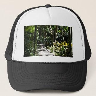 Garden of the sleeping giant, Fiji. Trucker Hat