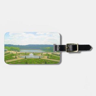 Garden of Versailles Luggage Tag