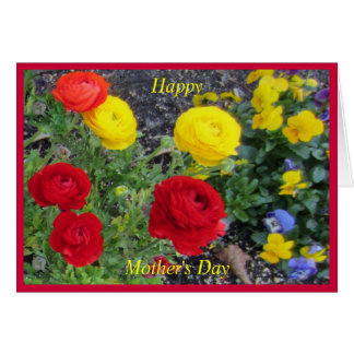 Garden of Wishes Mother's Day Card