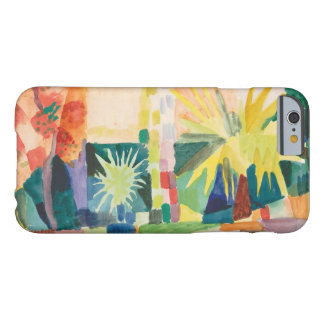 """Garden On Lake Thun"" Art cases"