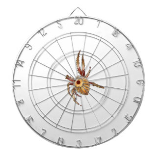 Garden Orb Weaver Spider Dart Board