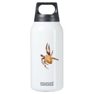 Garden Orb Weaver Spider Insulated Water Bottle