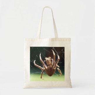 Garden Orb Weaver Spider Tote Bag