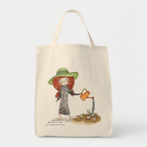 Garden Organic Grocery Bag