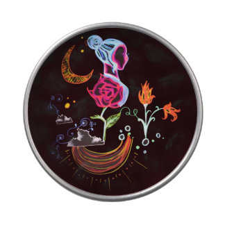 Garden Over the Clouds Jelly Belly Candy Tins