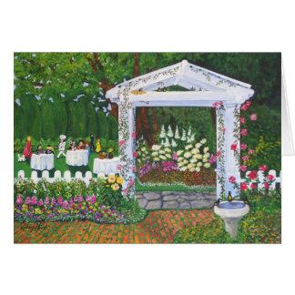 Garden Party Cards