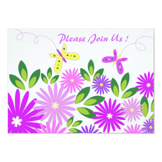 Garden Party - Invitation