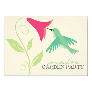 Garden Party Invitation