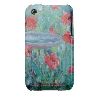Garden Party iPhone 3 Case-Mate Cases