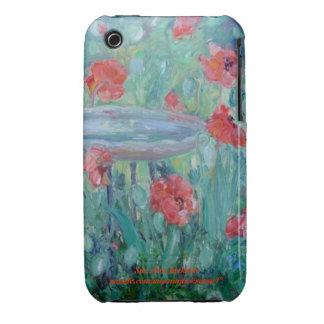 Garden Party iPhone 3 Cases