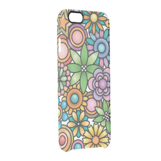 Garden Party iPhone 6/6S Clear Case