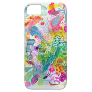 Garden Party -phone case by s. corfee iPhone 5 Cover