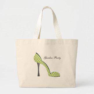 Garden Party Shoe Bag