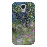 Garden Path Digital Dreamscape Galaxy S4 Cases