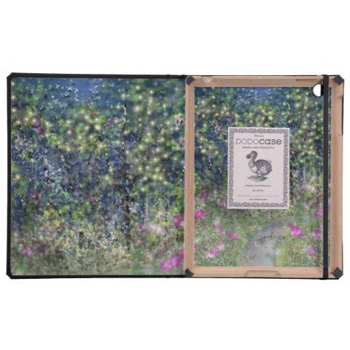 Garden Path Digital Dreamscape iPad Folio Case
