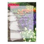"""Garden Path Invitation 5"""" X 7"""" Invitation Card"""