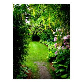 Garden Path Postcards