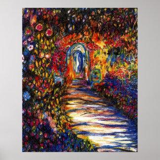 Garden Path Print