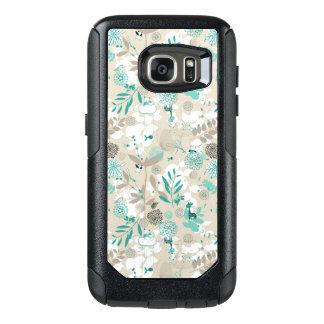 Garden Pattern OtterBox Samsung Galaxy S7 Case