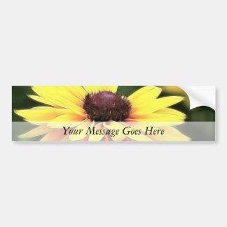 Garden Perfection - Black Eyed Susan Bumper Sticker