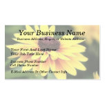 Garden Perfection - Black Eyed Susan Double-Sided Standard Business Cards (Pack Of 100)