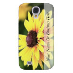 Garden Perfection - Black Eyed Susan Samsung Galaxy S4 Covers