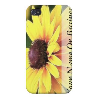 Garden Perfection - Black Eyed Susan iPhone 4/4S Cases