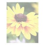Garden Perfection - Black Eyed Susan Customized Letterhead