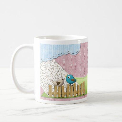 Garden Photo Mug
