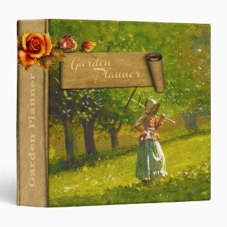 Garden Planner - Avery Binder