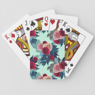 Garden Playing Cards