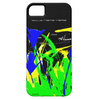 Garden Plot iPhone SE/5/5s Case