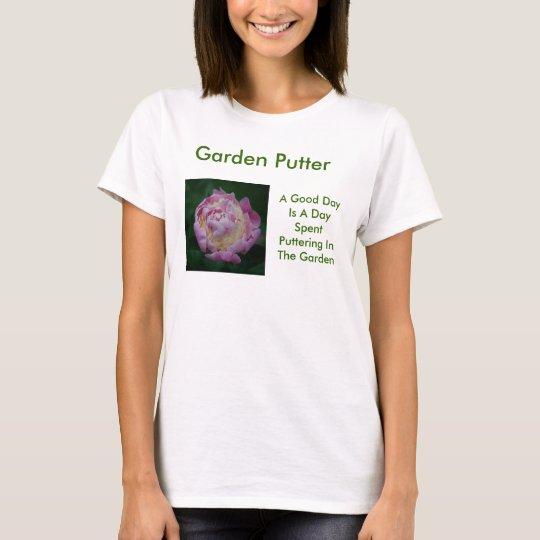 Garden Putter T-Shirt