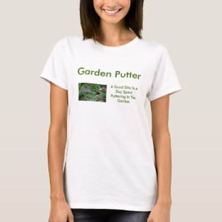 The Garden Putter T-Shirt