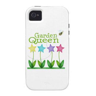 Garden Queen iPhone 4/4S Case