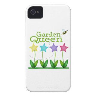 Garden Queen iPhone 4 Case-Mate Case