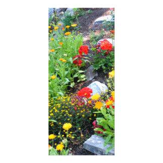 Garden Rack Card